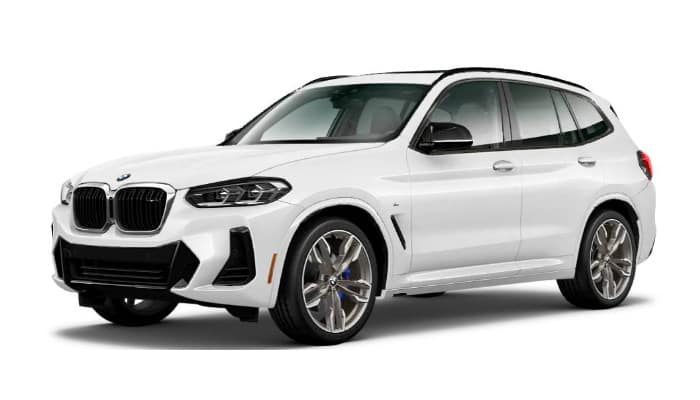 New 2022 BMW X3 M40i