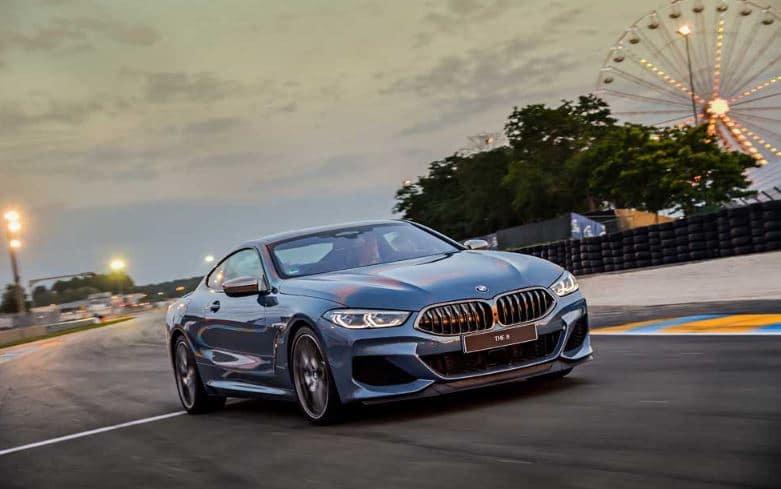 2019 BMW M850I exterior front