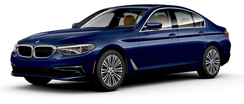BMW 5 Series Sedan copy