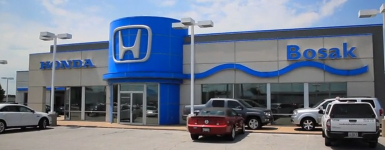 Find Great Honda Models Near St. John At Bosak Honda