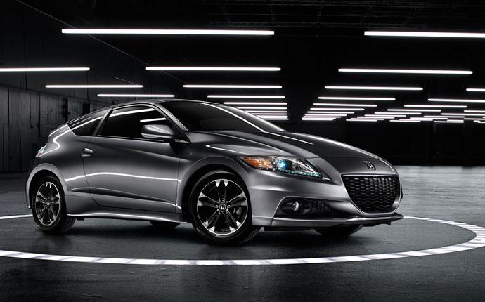 The 2015 Honda CR-Z: An Affordably Priced Sports Car