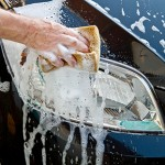 spring car care cleaning