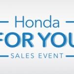 Honda For You