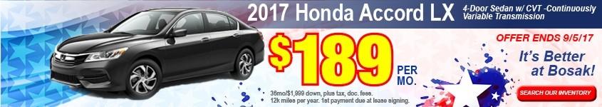 New & Used Car Dealership - Bosak Honda Highland   Near Hammond IN
