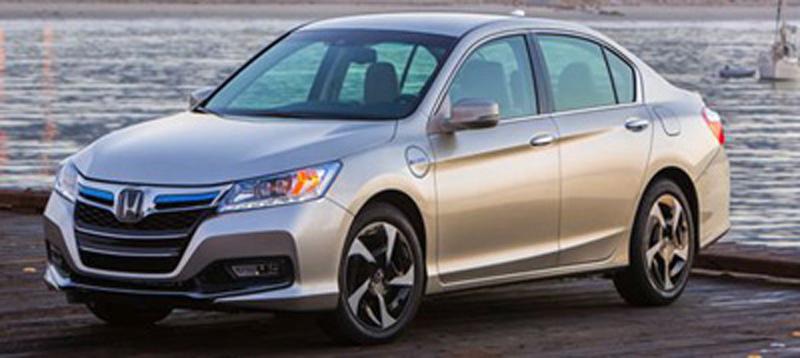 2014 Accord Plug-In Hybrid