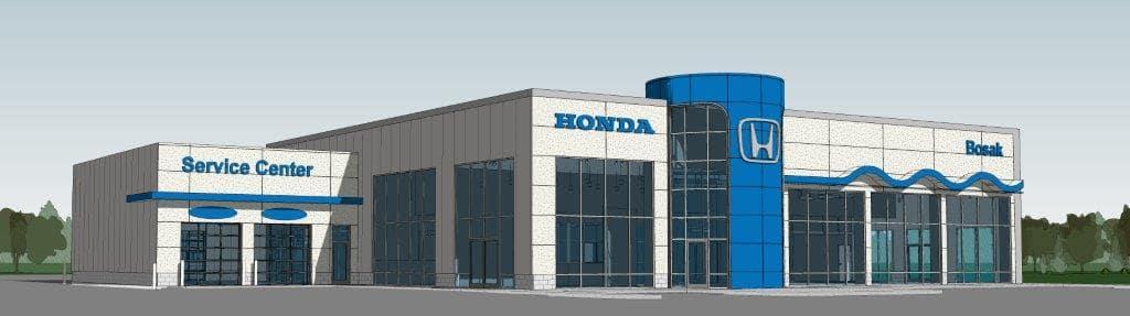 Bosak Honda Michigan City