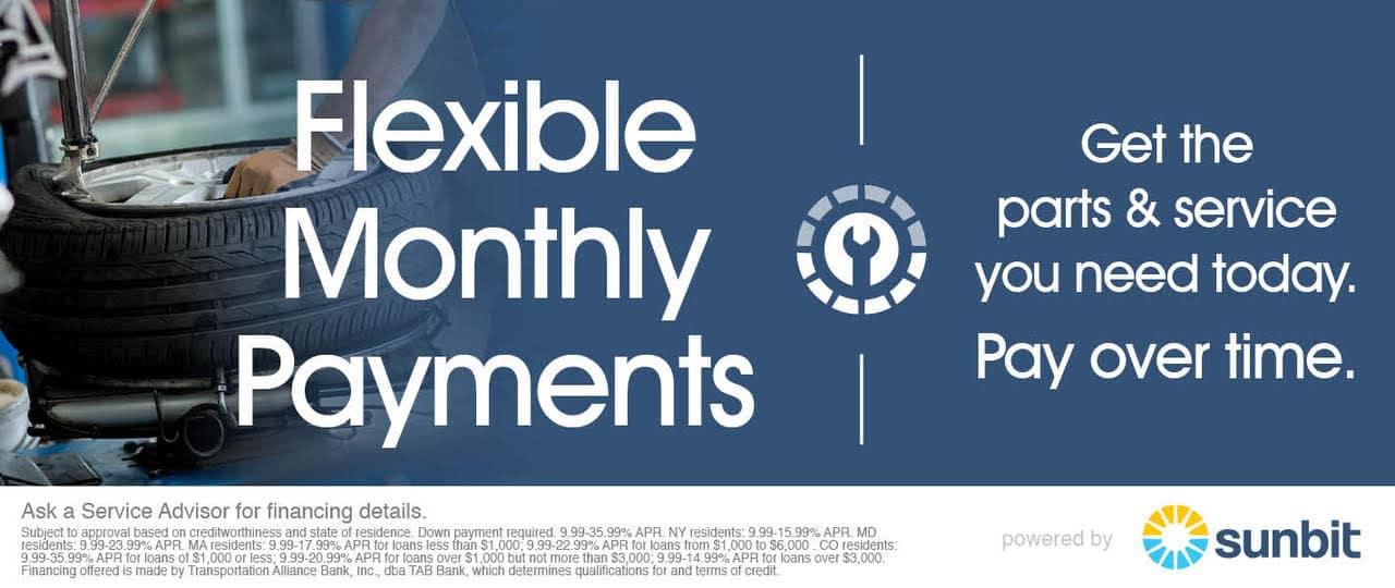 Sunbit - Flexible Payments