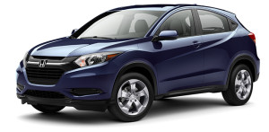 2017 Honda-HR-V All-Wheel-Drive
