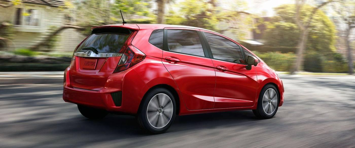 2017 Honda Fit Brake Assist
