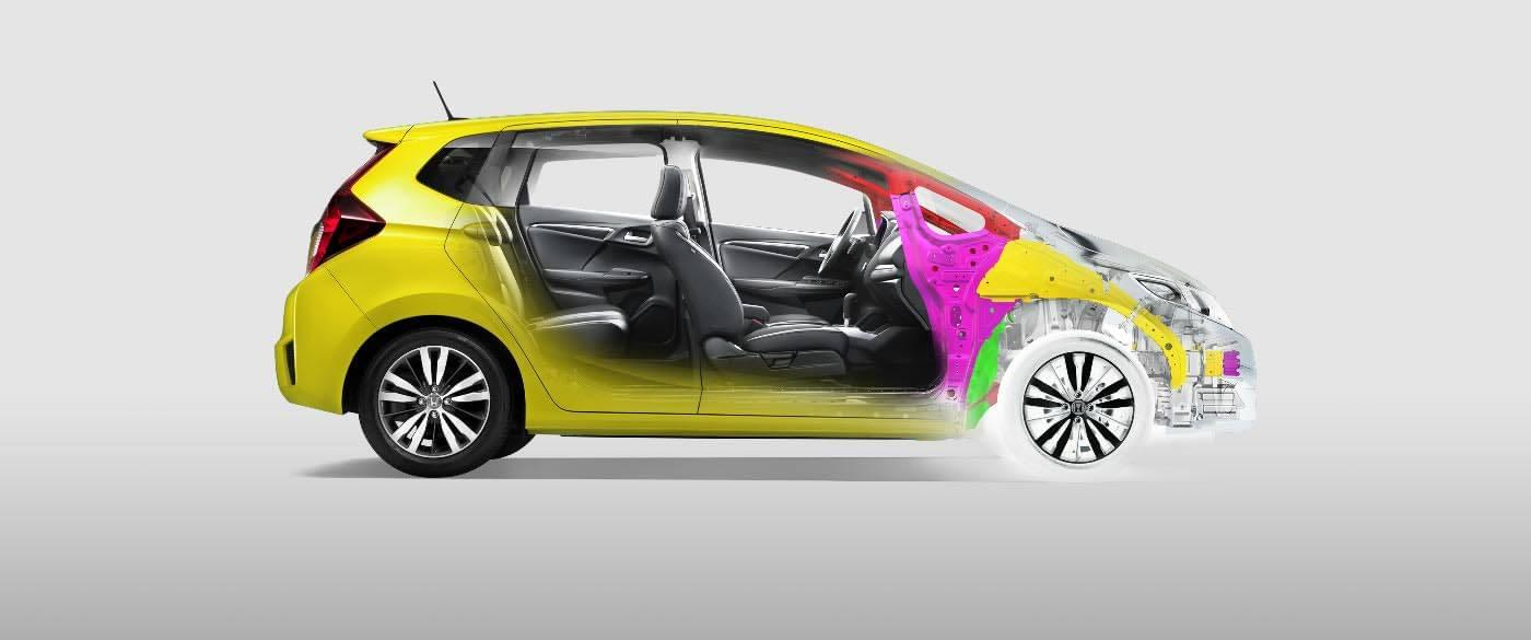 Honda Fit ACE Body Structure
