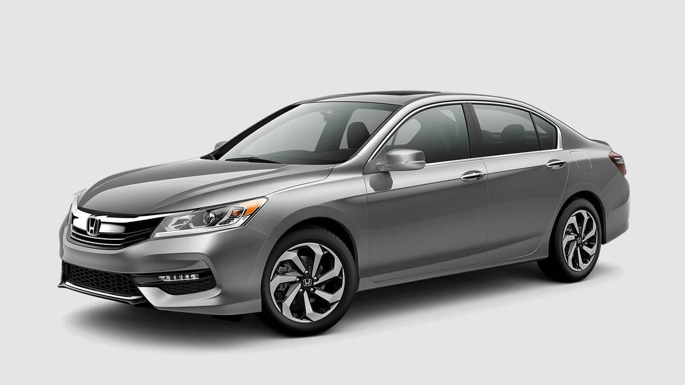 2017 Honda Accord EX Trim