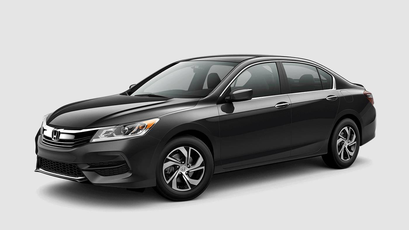 2017 Honda Accord LX Trim