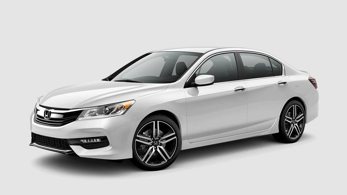 2017 Honda Accord Sport Special Edition Trim