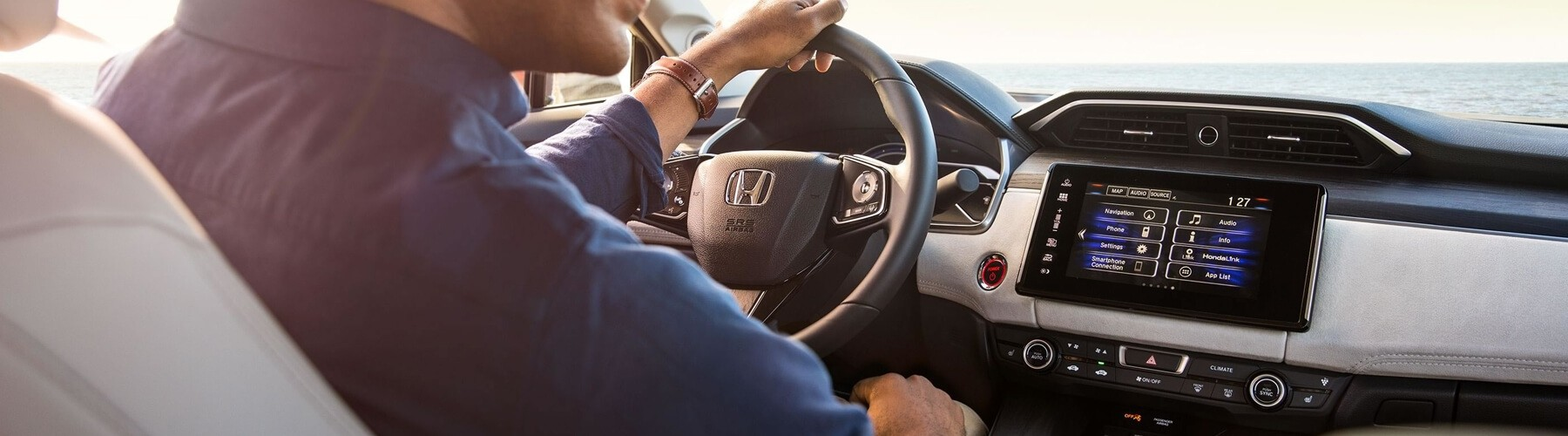 Honda Clarity Fuel Cell Uncompromised Comfort