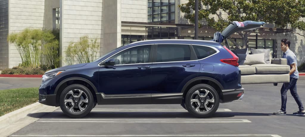 2018 Honda CR-V Exterior Side Profile Liftgate