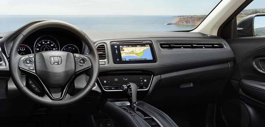 2018 Honda HR-V Interior Cabin Dash