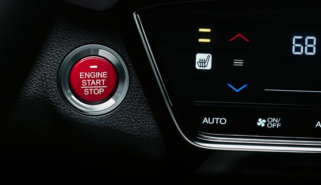 2018 Honda HR-V Push Start