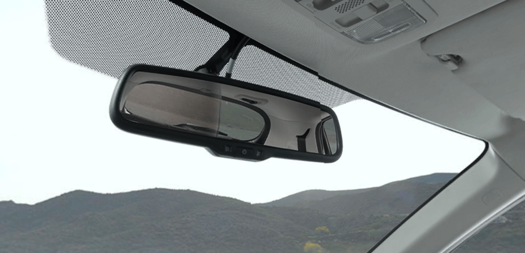 2018 Honda HR-V Rearview Mirror