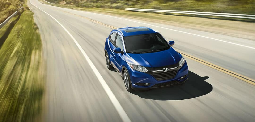 2018 Honda HR-V Vehicle Stability Assist