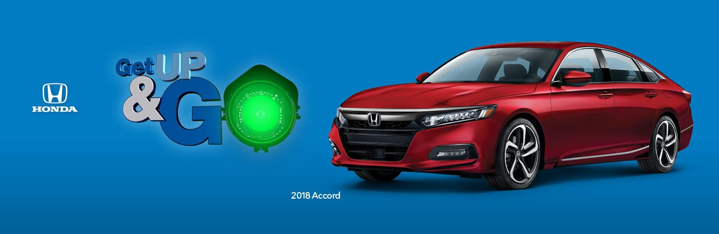 Lovely Central Illinois Honda Dealers Get Up And Go With The 2018 Accord Sedan