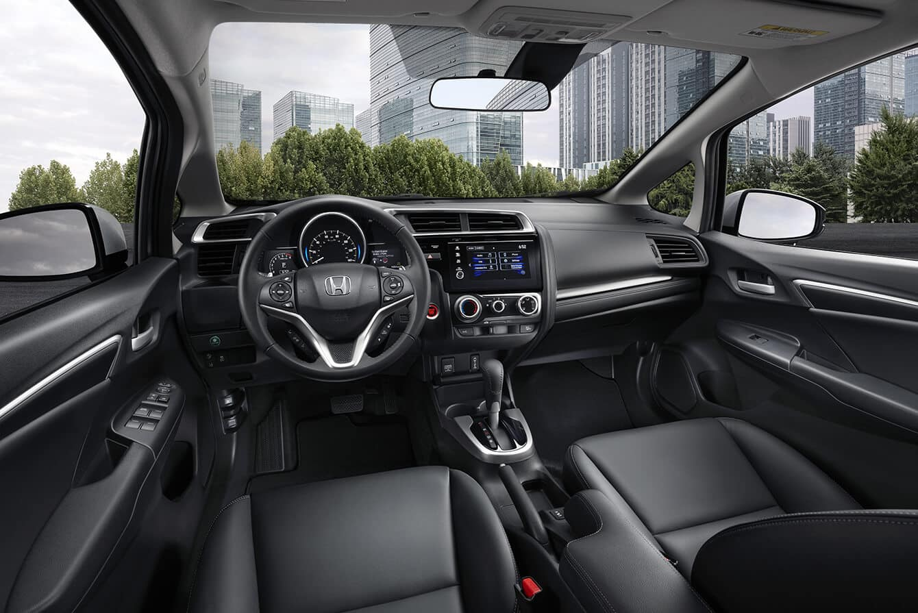 2019 Honda Fit Interior Cockpit