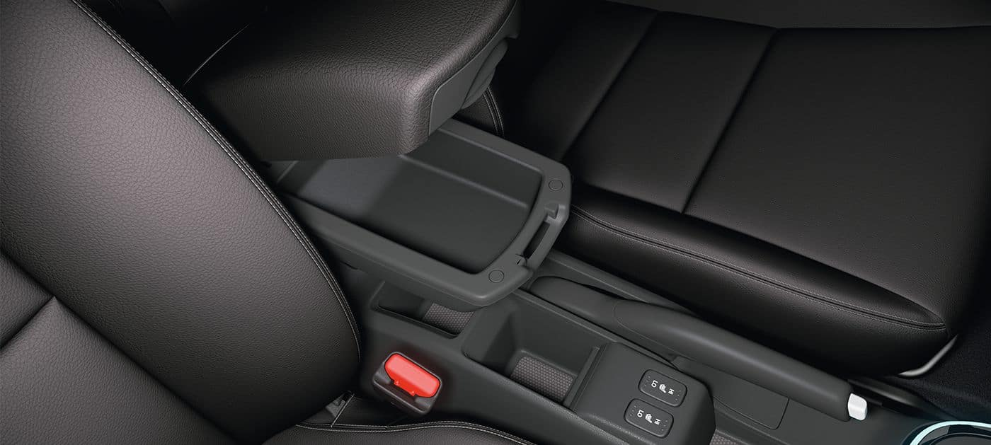 2019 Honda Fit Arm Rest Cargo