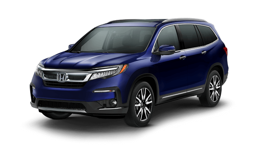 2019 Honda Pilot All-Wheel Drive