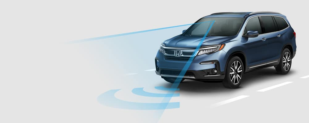 2019 Honda Pilot Safety Rating