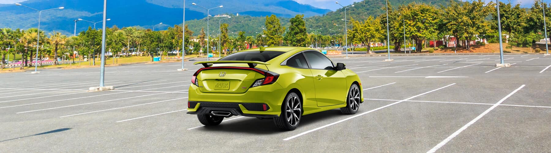 2019 Honda Civic Si Coupe Slider