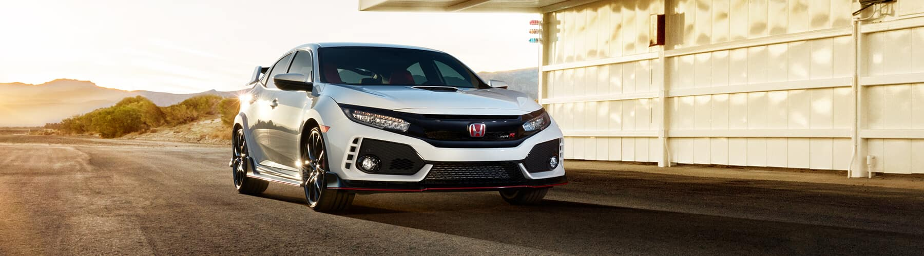 2019 Honda Civic Type R Banner