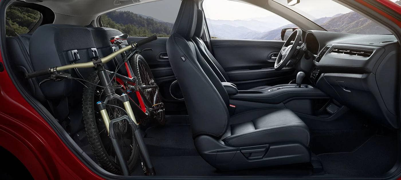2019 Honda HR-V Cargo Space