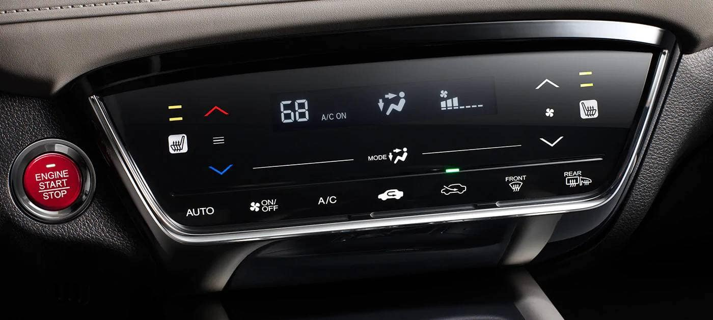 2019 Honda HR-V Storage Comfort Controls