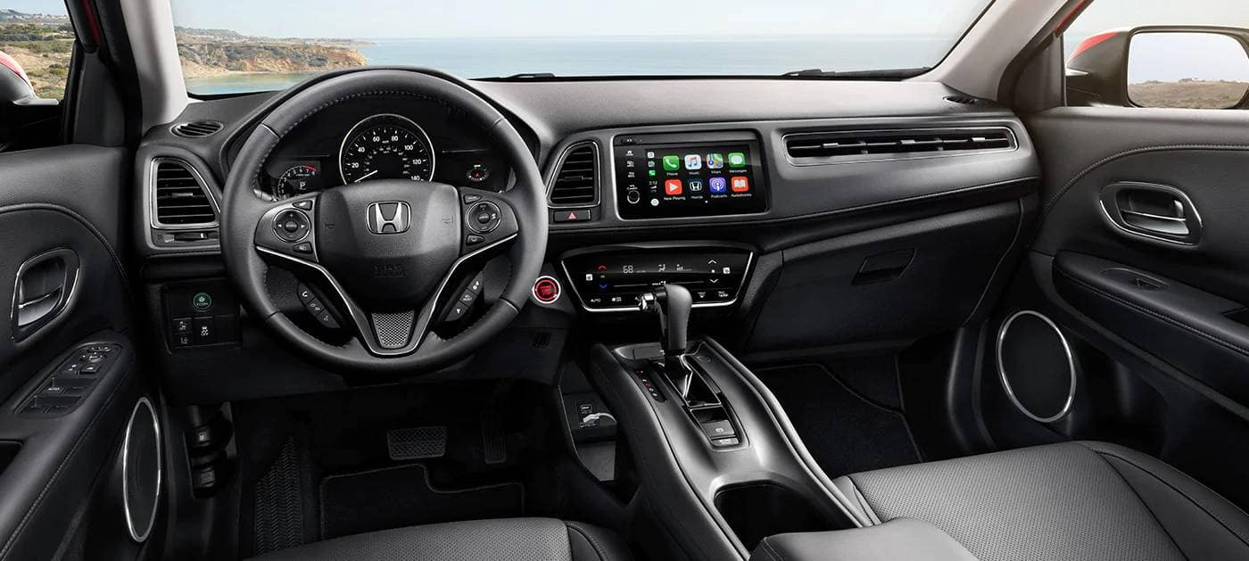 2019 Honda HR-V Technology