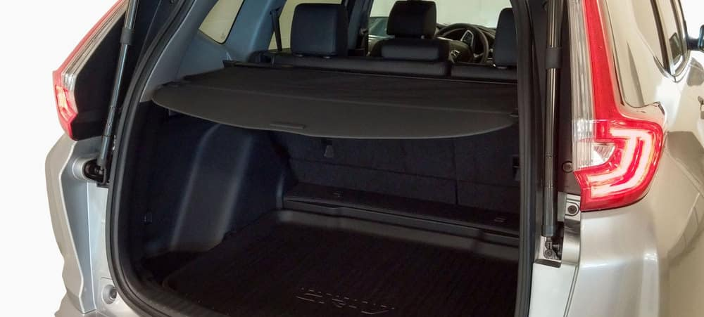 2019 Honda CR-V Retractable Cargo Cover