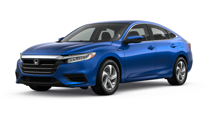 2020 Honda Insight Hybrid EX