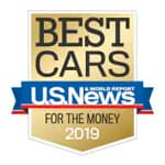 Honda CR-V U.S. News 2019 Best Compact SUV for the Money