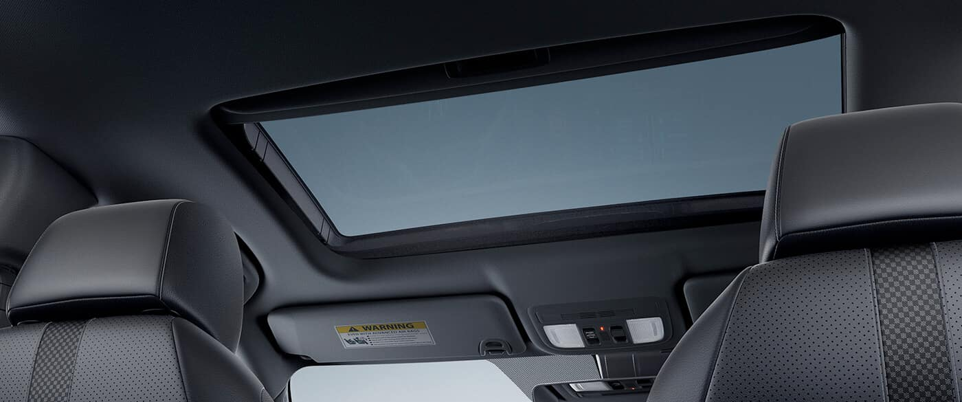 2020 Honda Civic Hatchback Interior Power Moonroof