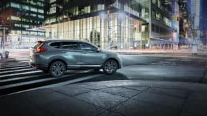 2020 Honda CR-V Powertrain Hero