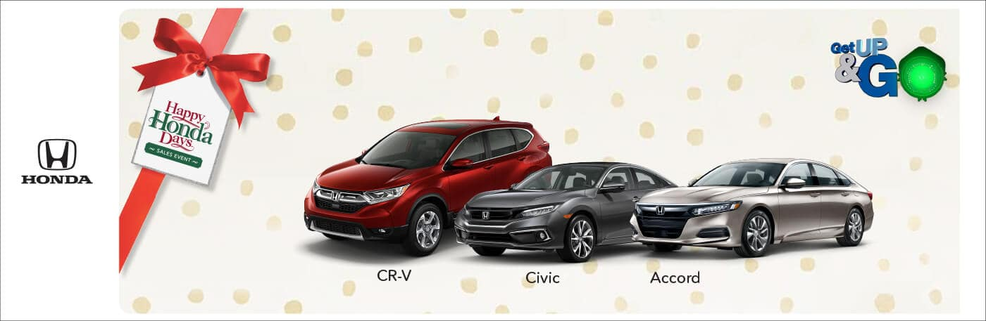 Happy Honda Days Sales Event Central Illinois Honda Dealers Banner