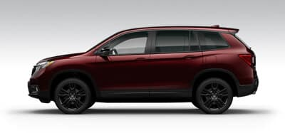 2020 Honda Passport Models Page Image