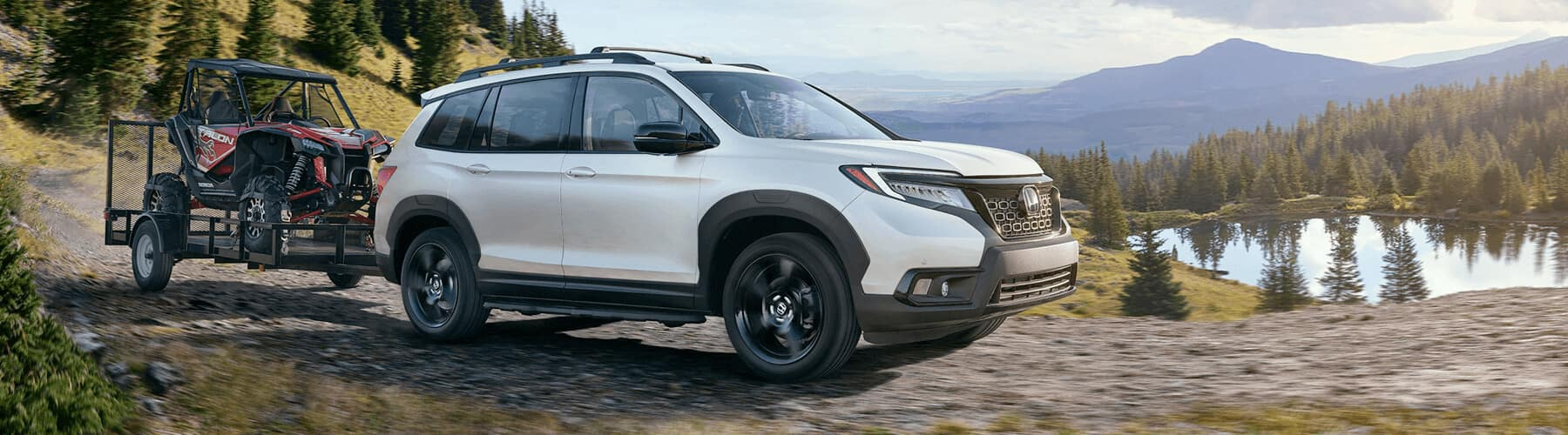 2020 Honda Passport Slider
