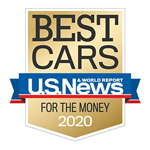 Honda CR-V U.S. News 2020 Best Compact SUV for the Money