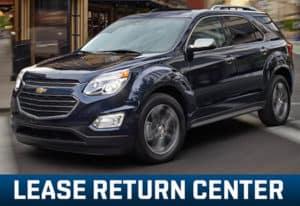 Chevrolet Lease Return Center