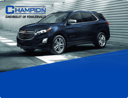 Champion Chevrolet of Fowlerville