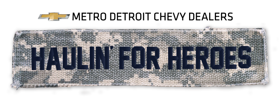 Haulin for Heroes Logo