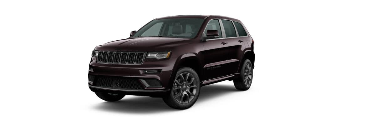 Grand Cherokee High Altitude