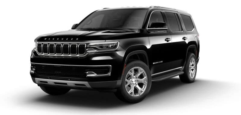 2022 Jeep Wagoneer Overview