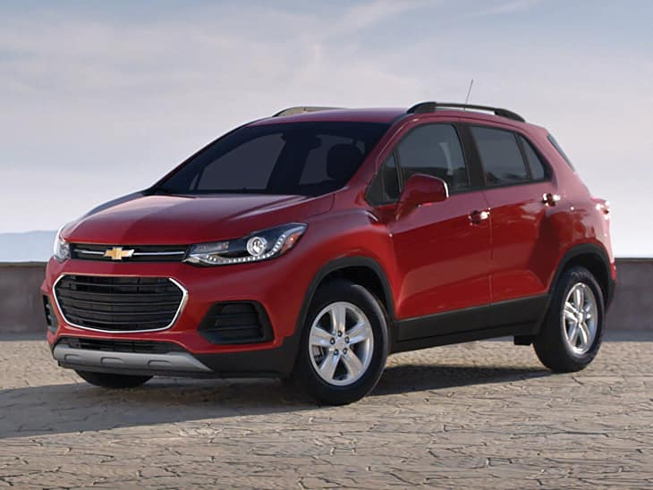 2018 Chevy Trax LS
