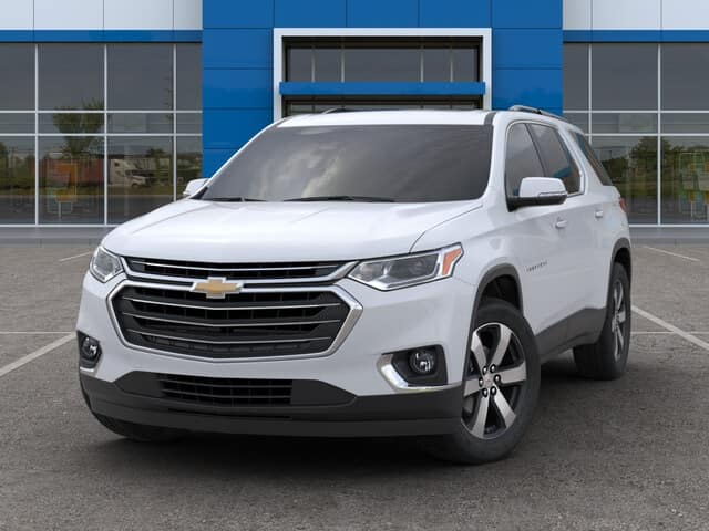 2020 Chevy Traverse 3LT Leather