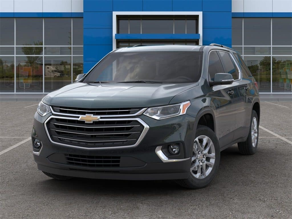 2020 Chevy Traverse 1LT